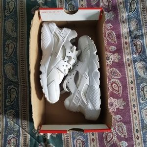 Nike Huarache Run (GS) Shoes